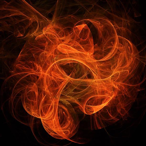 Orange abstract stock photo