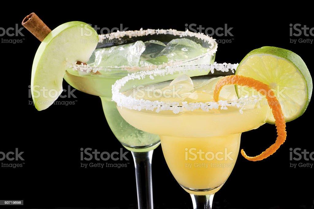 Orange And Apple Margaritas Most Popular Cocktails Series