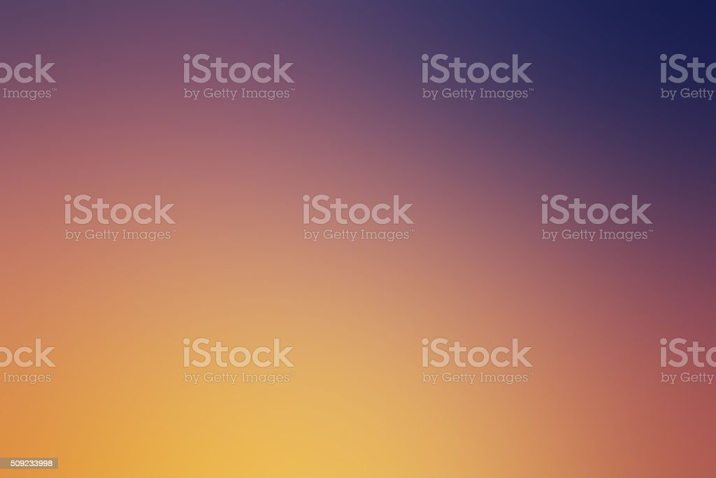 Orange and dark purple blur style background stock photo