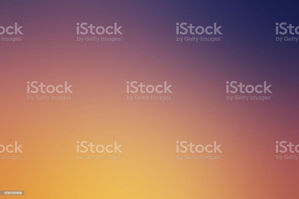 Orange and dark purple blur style background stock photo