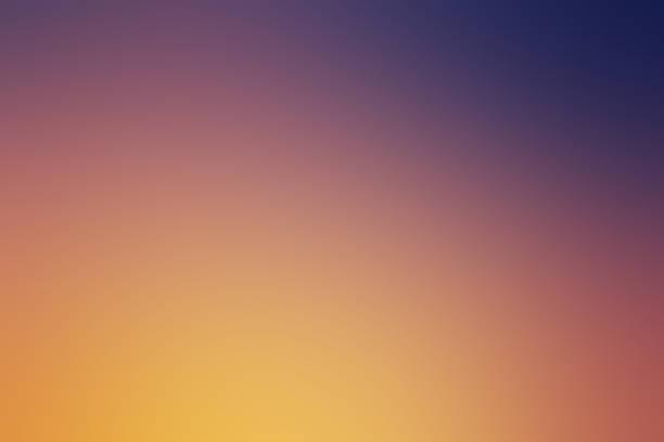 Naranja y púrpuras estilo fondo oscuro borrosa - foto de stock