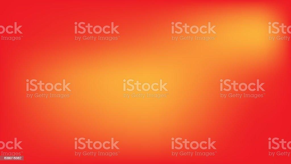 Orange and Red Light Pattern Blurred Backraund stock photo