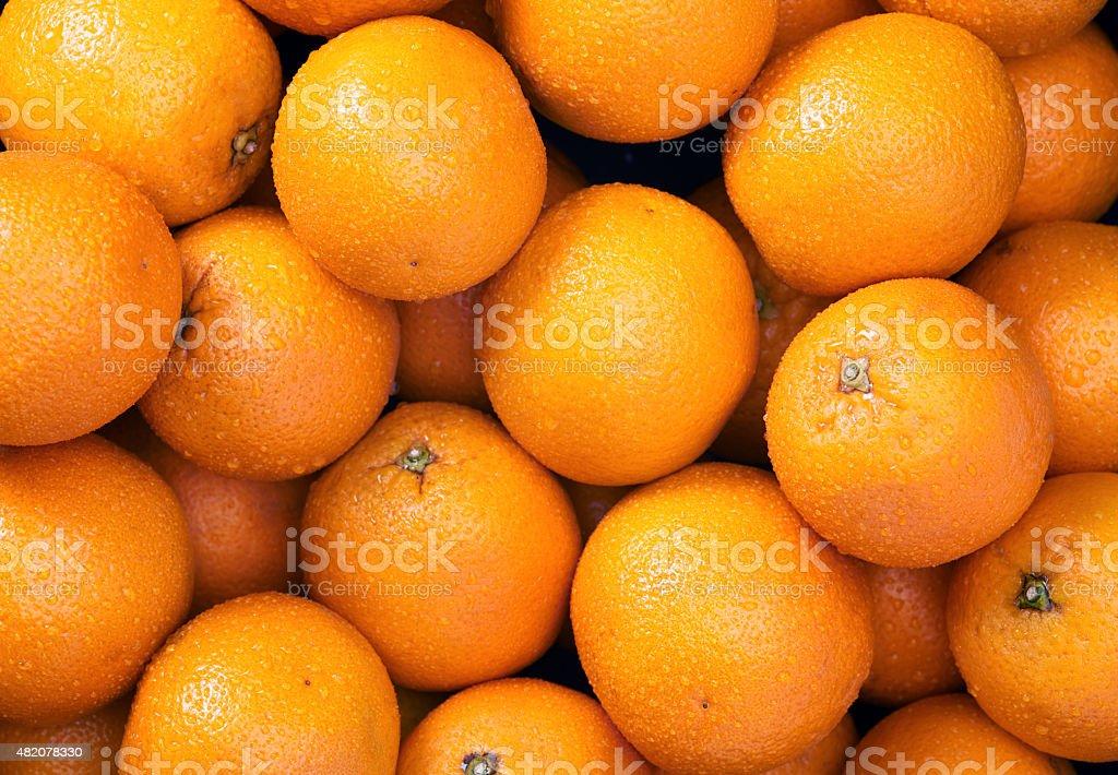 Orange background – Foto
