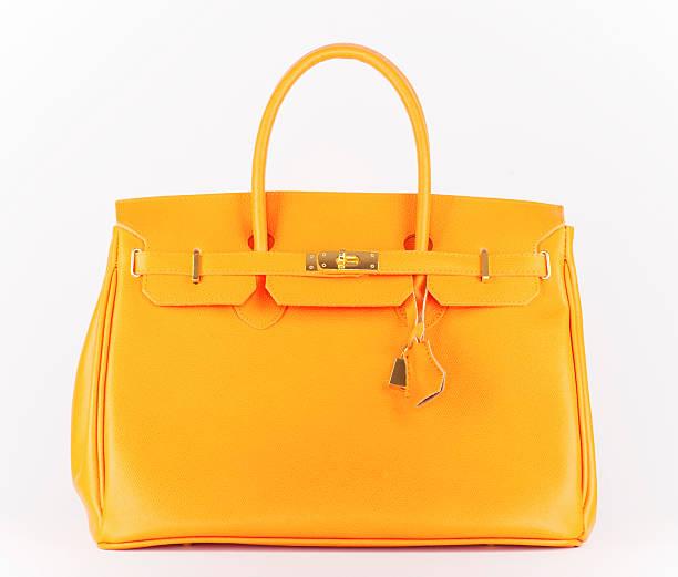 Orange-Tasche – Foto