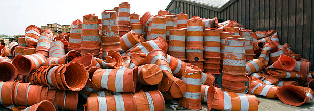 Orange Barrel – Foto