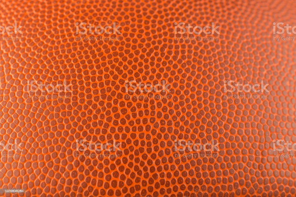 pattern of seamless orange textured basketball background
