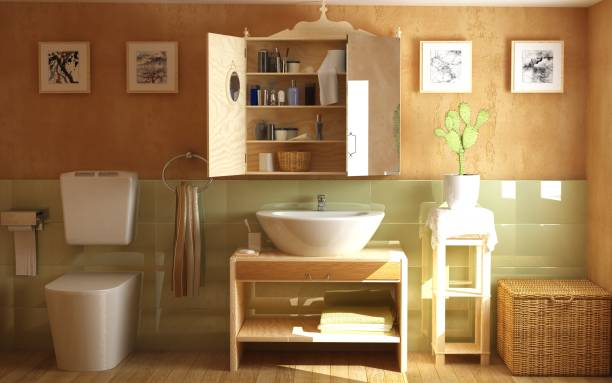 Handtuchhalter Holz Bilder Und Stockfotos Istock
