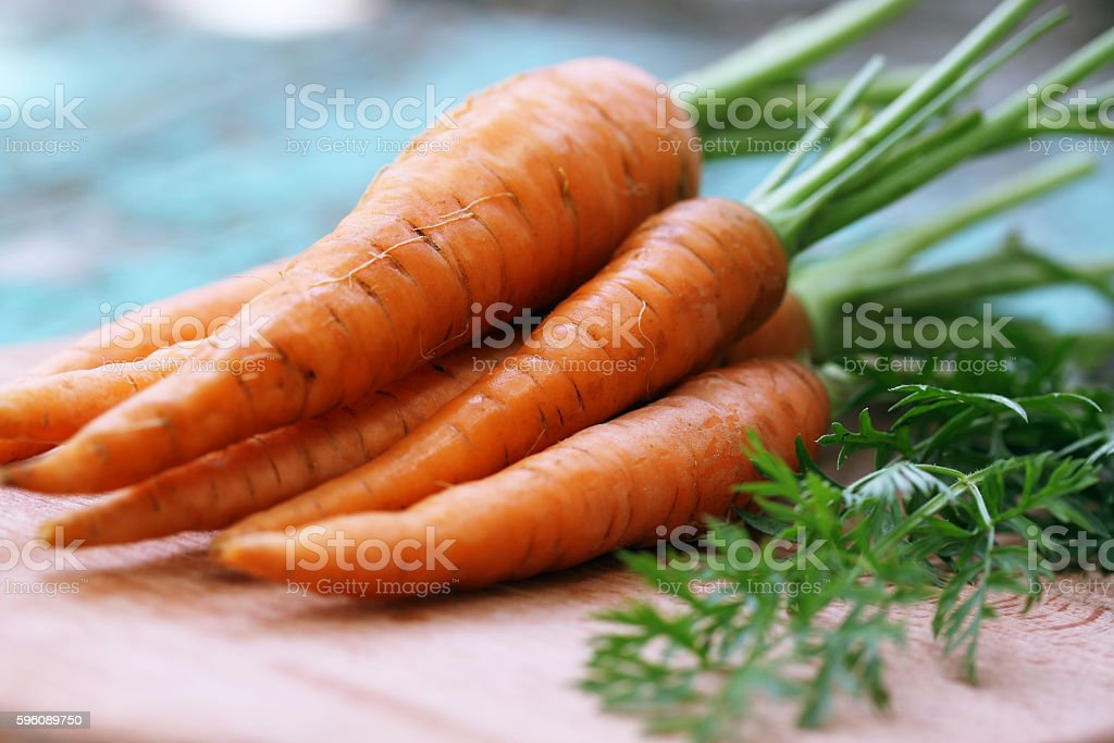 orange carrots royalty-free stock photo