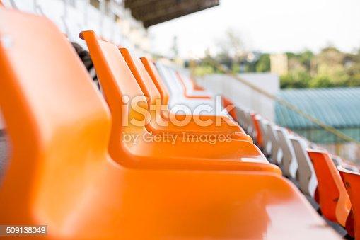 171581046istockphoto orange chair 509138049