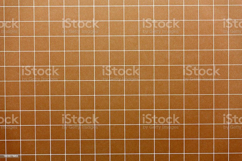 orange checkered paper, creative abstract design background photo stock photo