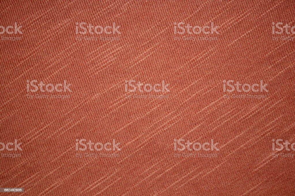 orange-Stoff Lizenzfreies stock-foto