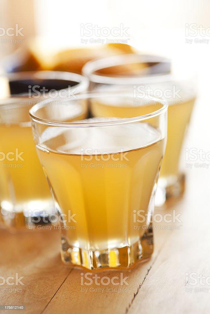 orange cocktail royalty-free stock photo