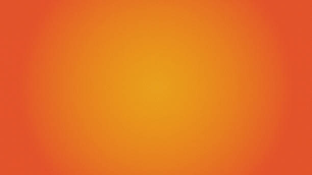 Orange Colour Background - Photo