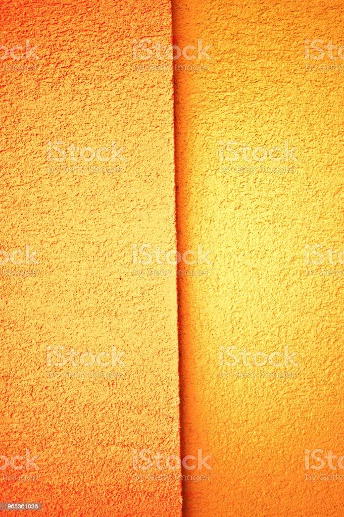 Orange béton carrelage sol, mur, clôture - Photo de Allemagne libre de droits
