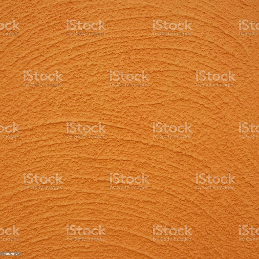 orange concrete wall stock photo