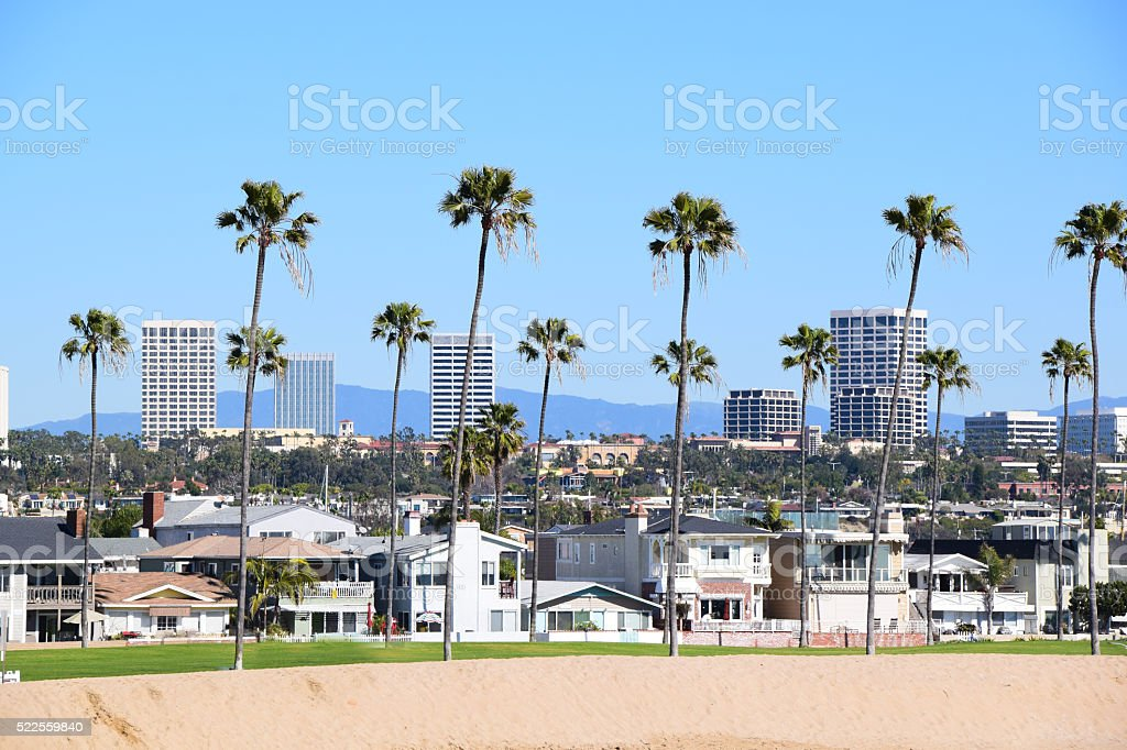 Condado de Orange, California - foto de stock
