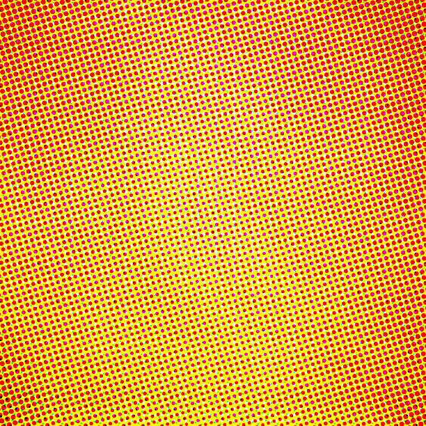 orange  dot background stock photo