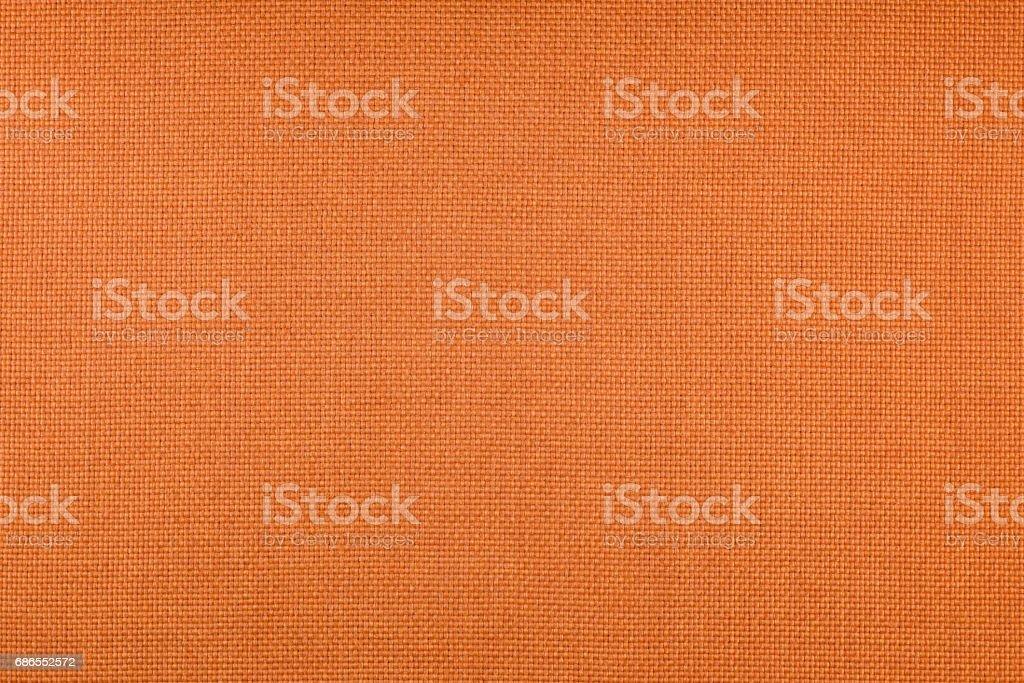 orange fabric detail texture zbiór zdjęć royalty-free