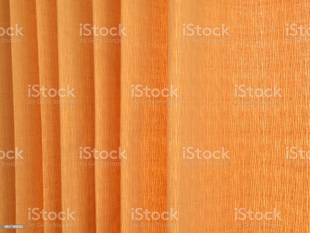 orange fabric texture royalty-free stock photo