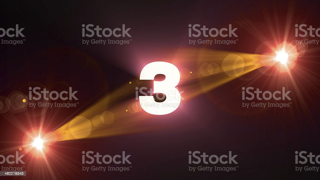 orange flare 3 background royalty-free stock photo