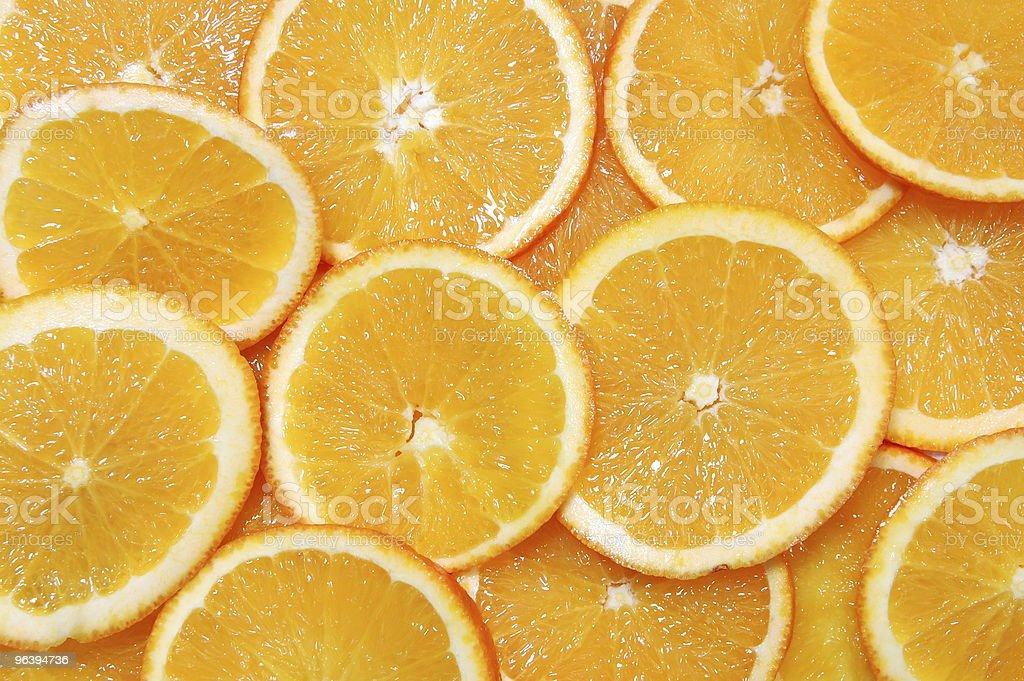 orange fruit background - Royalty-free Backgrounds Stock Photo