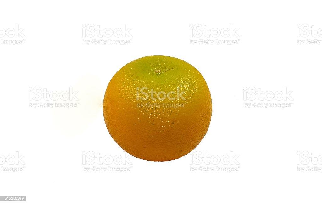 orange fruit toy stock photo