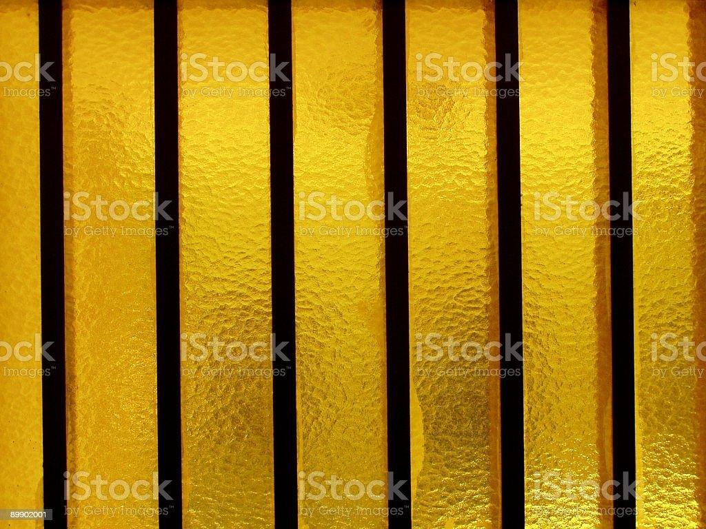 Orange glass window background royalty-free stock photo
