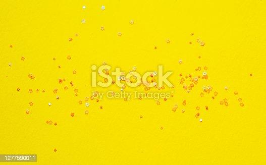 Glitter, Gold, Gold Colored, Glittering