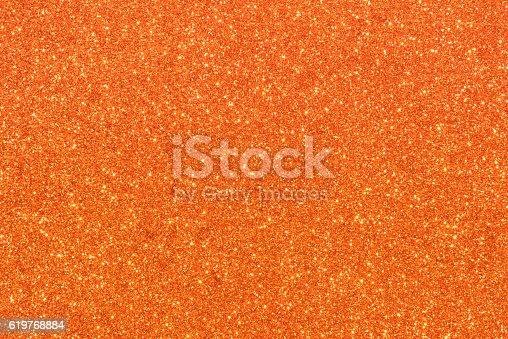 orange glitter texture christmas abstract background