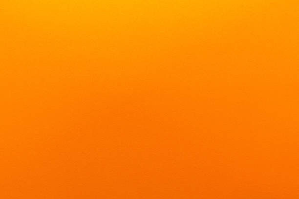 color naranja degradado con textura de papel esponja de espuma real para fondo, fondo o diseño. - {{asset.href}} fotografías e imágenes de stock