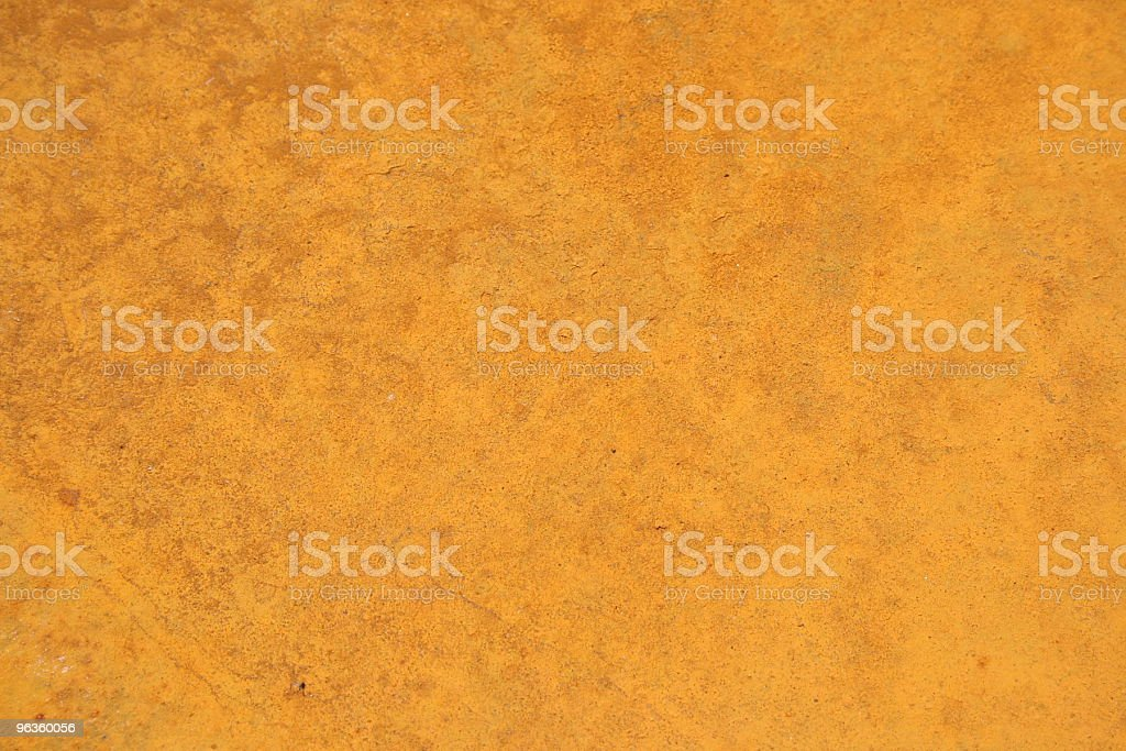 orange grunge background (rusty bin top) stock photo