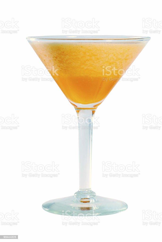 Orange Jello Lizenzfreies stock-foto