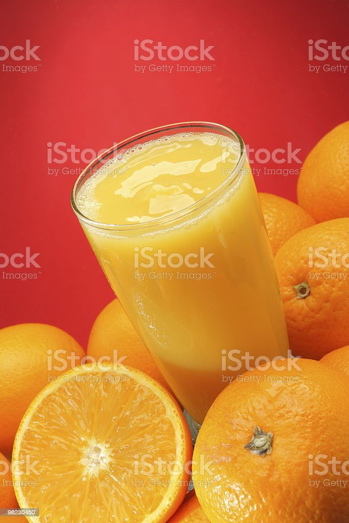 오렌지 주스, 오렌지 royalty-free 스톡 사진