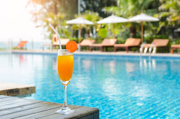 Best Poolside Drink Stock Photos Pictures Amp Royalty Free
