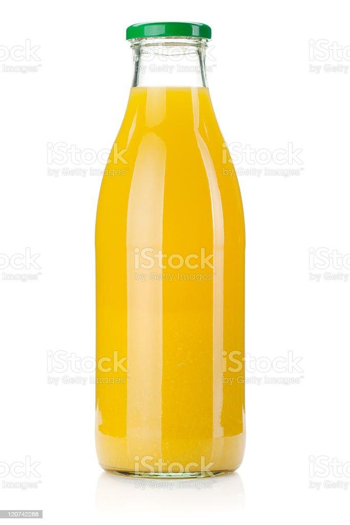 Succo d'arancia - foto stock
