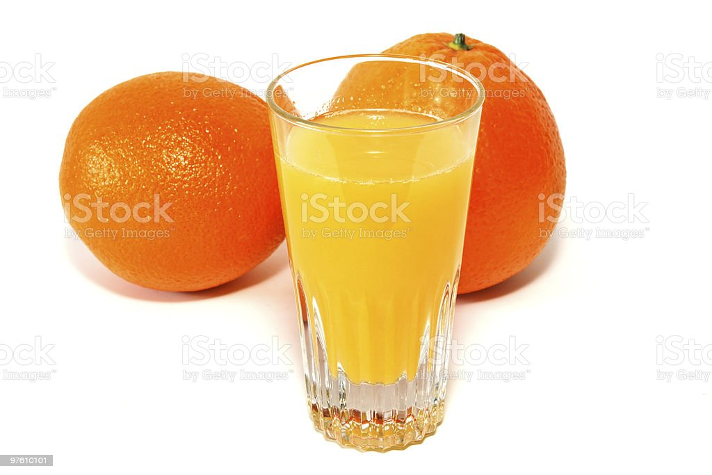 orange juice royaltyfri bildbanksbilder