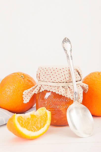Orange Marmalade stock photo