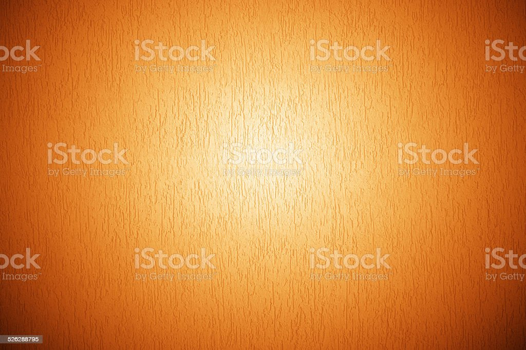 Orange Mortar Wall stock photo