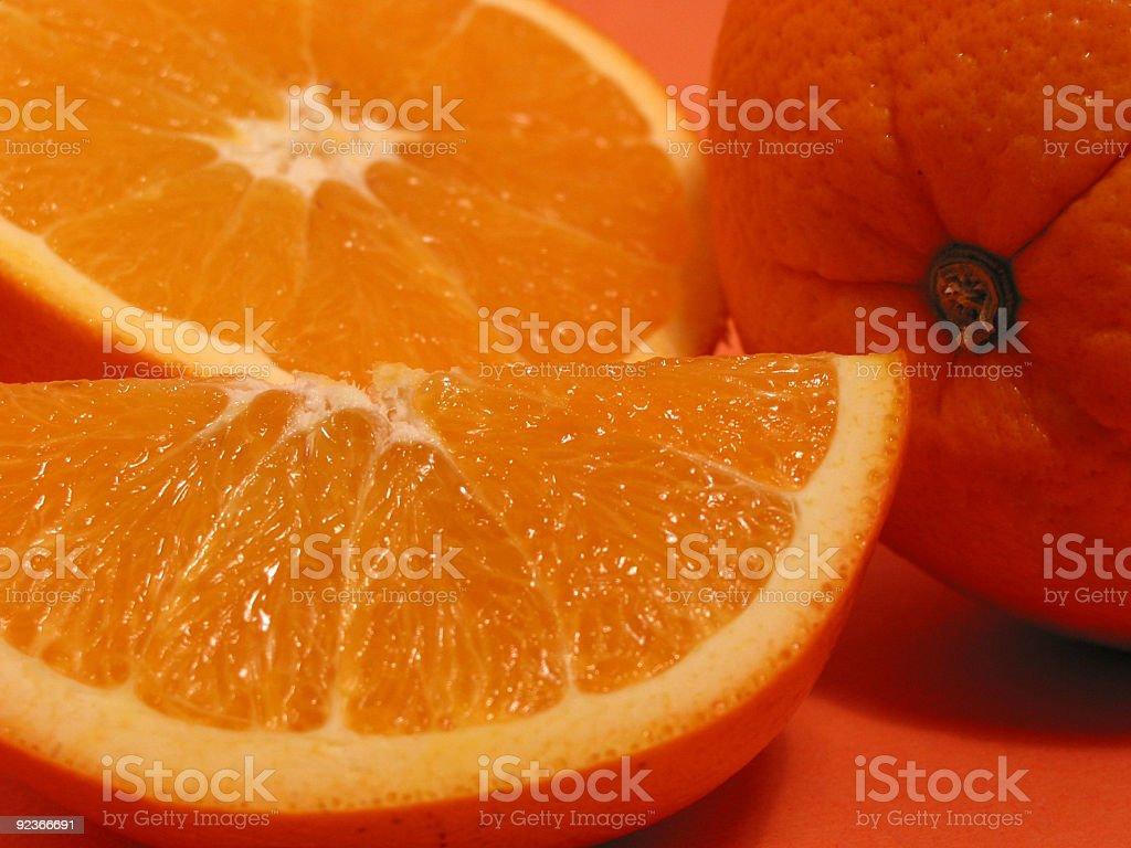 Orange Orangen Nahaufnahme 1 Lizenzfreies stock-foto