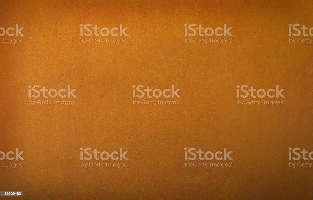 Orange Paint royalty-free stock photo