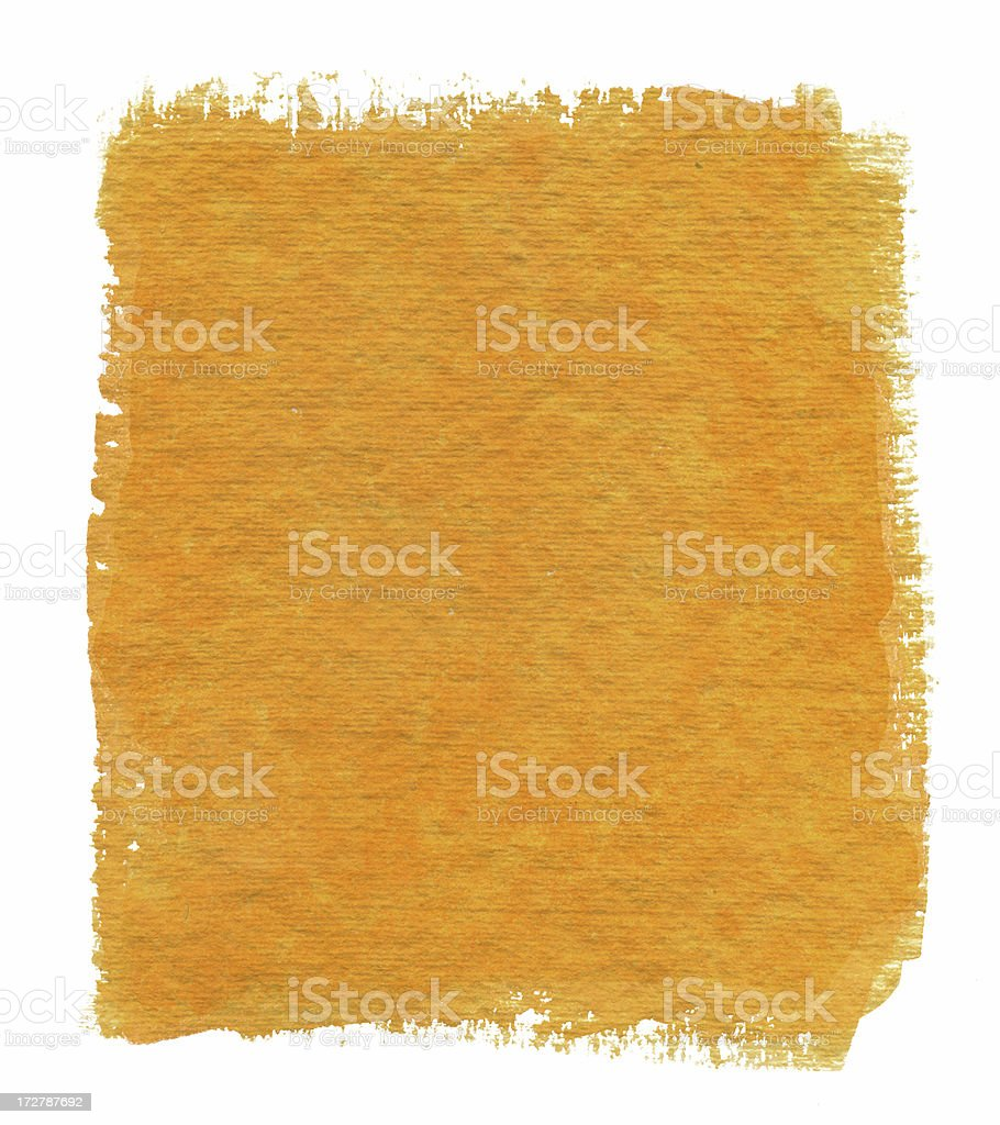 Orange Papyrus Frame Stock Photo & More Pictures of Aging Process ...