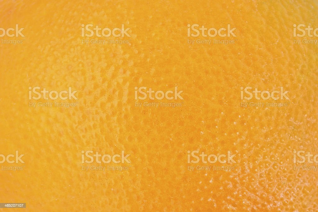Orange peel texture stock photo