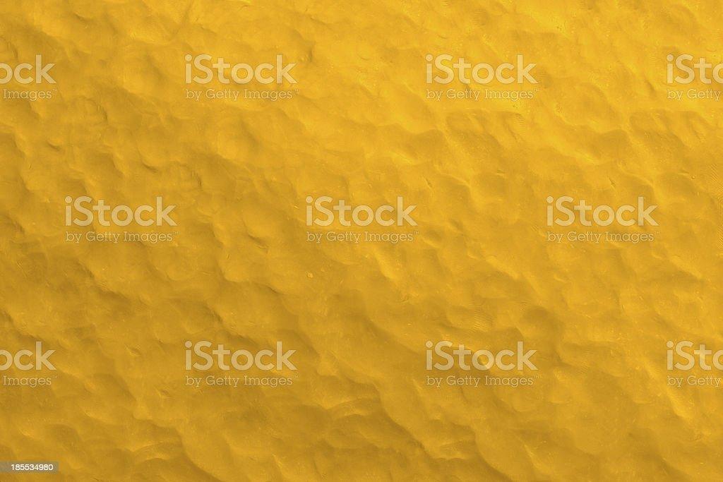 Orange Plasticine textured background royalty-free stock photo