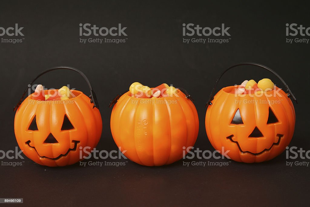 Pomarańczowy dyni zbiór zdjęć royalty-free
