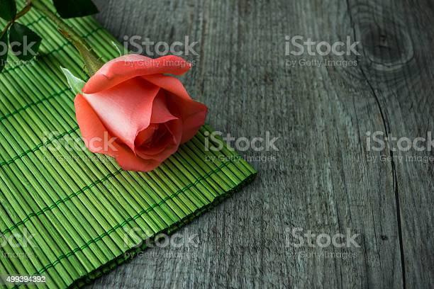Orange rose on bamboo plate picture id499394392?b=1&k=6&m=499394392&s=612x612&h=swltylptjvllua8zki mryrygtj7d8l3lw  3cnrcio=