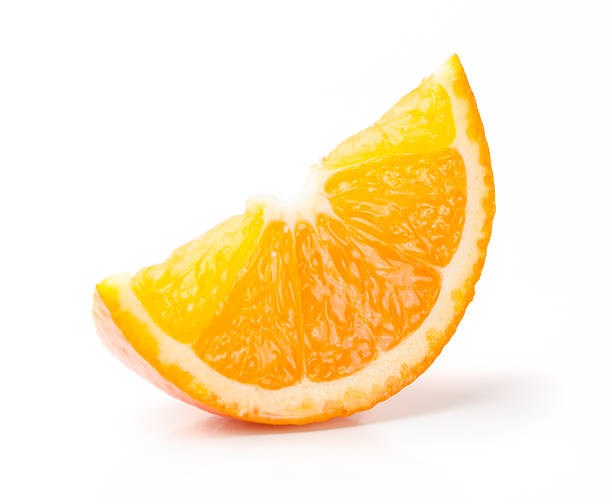 royalty free orange slice white background pictures images and