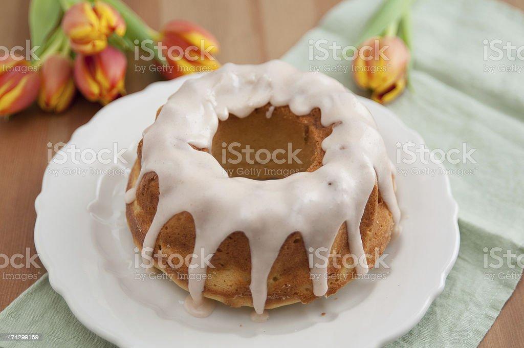 Orange Sponge Cake foto