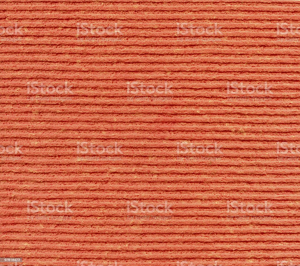 Orange textile fabric for backgrounds royaltyfri bildbanksbilder
