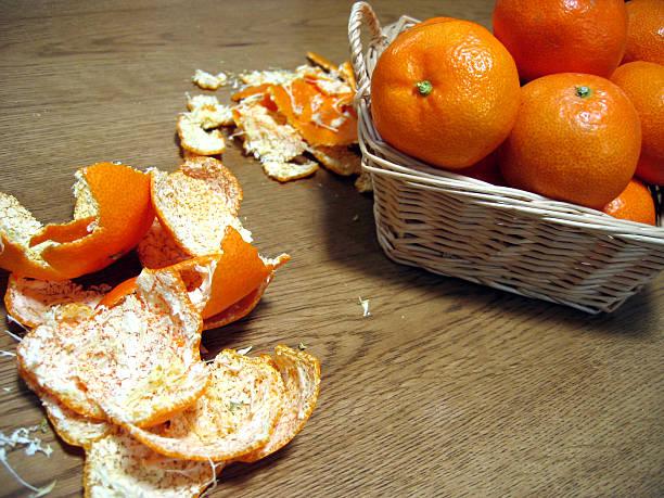 oranges' after-party - meerdere lagen effect stockfoto's en -beelden
