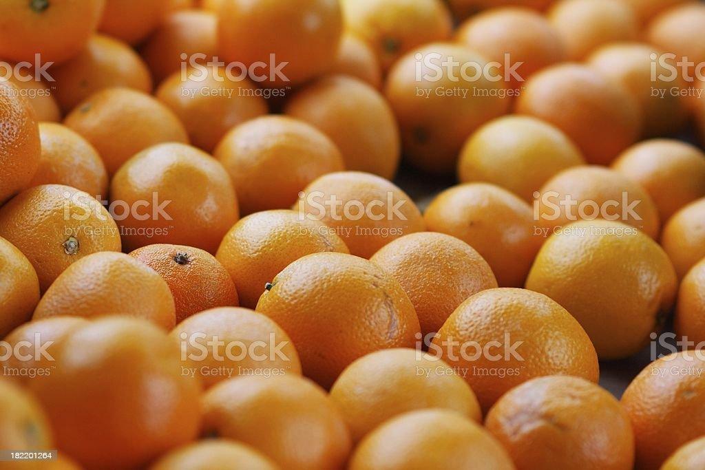 Oranges Background royalty-free stock photo